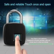 Buy <b>biometric</b> padlock and get <b>free shipping</b> on AliExpress.com