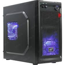 <b>Корпус Deepcool SMARTER LED</b> Black без БП — купить в городе ...