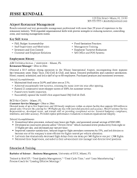 restaurant manager resume sample job resume samples restaurant manager resume template microsoft word assistant restaurant manager resume sample