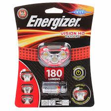 <b>Фонарь налобный Energizer</b> Vision HD 180