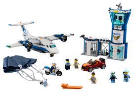 Sky <b>Police</b> Air Base <b>60210</b> - <b>LEGO</b>® <b>City</b> - Building Instructions ...
