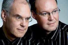 Klavierduo Hans-Peter und <b>Volker Stenzl</b> Foto: Thomas Zehnder - klavierduo_stenzl