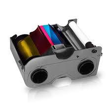 <b>Fargo</b> 45000 полноцветная <b>лента</b> YMCKO 250 отпечатков