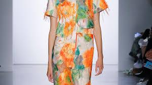 Eight eye-catching <b>designs</b> from Parsons <b>2019</b> graduate <b>fashion</b> show
