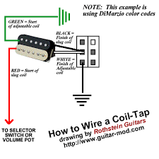 2 humbucker push pull pot wiring diagram prs pickup dimarzio Coil Tap Dimarzio Wiring Diagrams adding a coil split tap to a prs se singlecut ultimate guitar 2 humbucker push pull 2 Humbuckers 1 Volume 1 Tone 3 Way and Switchable Single Coil Tap