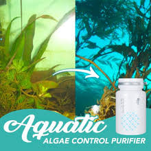 Аквариумный алгаецид водный контроль водорослей моющее ...