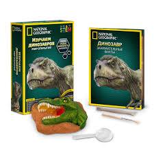 Набор для опытов <b>National Geographic Изучаем динозавров</b> ...