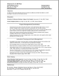 sample format of resume  socialsci cosample