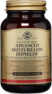 Solgar – Advanced Multi-Billion Dophilus, 60 ... - Amazon.com