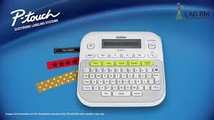 <b>BROTHER P-Touch PT</b>-<b>D210</b> компактный <b>принтер</b> для печати ...