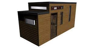 Tiny House Plans by Humble HomesThe Athru Tiny House