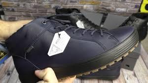 <b>ECCO SOFT 7</b> TRED 450304. Мужские зимние <b>ботинки</b> #Ecco ...
