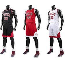 <b>Kid</b> Boy Mens NBA <b>Michael</b> Jordan #23 Chicago Bulls RETRO ...