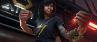 Девочка-резинка - разработчики <b>Marvel's Avengers</b> показали ...