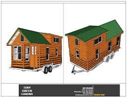 Tiny House Minnesota State Fair Plan Special   Tiny Green CabinsPrairie Rose Tiny House