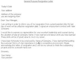 resignation letter template good terms   cover letter examples for    resignation letter template good terms letter of resignation template letter of resignation dos and don