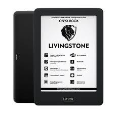 <b>Электронная книга ONYX</b> BOOX Livingstone