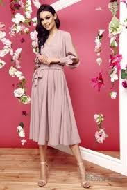 <b>Платье</b> с длинным рукавом <b>Lemoniade</b> L295 капучино