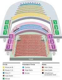 Ticket Pricing  amp  Seating Plan   Wexford Festival Opera overall seating plan graphic