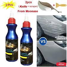 Amazon.com: Moonase 2 Pack <b>One Glide Scratch</b> Remover, <b>Car</b> ...