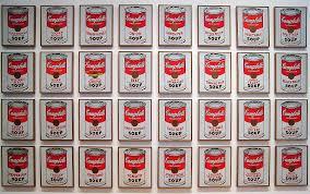 L'Oeuvre à la Loupe : Campbell's Soup Cans d'<b>Andy Warhol</b> - Le ...