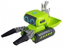 <b>Радиоуправляемый робот Jiabaile</b> Робот-погрузчик - 968 - купить ...