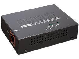 PLANET POE-E201 <b>IEEE802</b>.<b>3at High Power</b> PoE Repeater ...