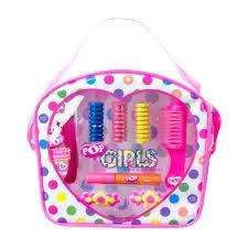 POP <b>Игровой набор детской</b> декоративной косметики для волос