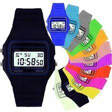 Buy Unbranded Plastic Case Wristwatches | eBay
