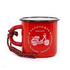 <b>Кружка Запорожец</b> 'Мопед'   Gifts, Mugs, Glassware