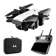 GPS Folding Quadcopter <b>Four</b>-<b>axis Aircraft</b> With 1080P HD Camera ...