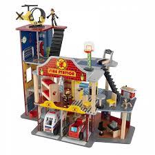 Купить набор <b>Kidkraft Пожарно</b>-<b>Спасательная станция</b> Делюкс в ...