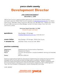special events coordinator resume special events coordinator resume 0756
