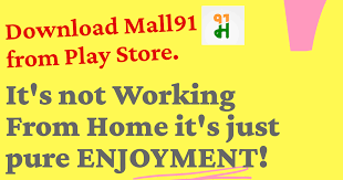 Make Money with Mall 91