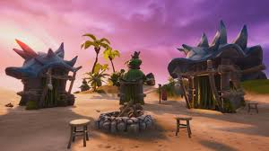 Fortnite: Where to visit the Boat Launch, <b>the Coral</b> Cove, and the ...