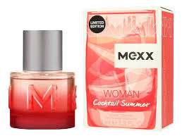 <b>Mexx Woman Cocktail Summer</b> : туалетная вода 40мл   www.gt-a.ru