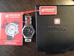 Обзор от покупателя на Наручные <b>часы Swiss Military Hanowa</b> 06 ...