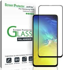 amFilm Glass <b>Screen</b> Protector for Galaxy S10e, <b>Tempered Glass</b> ...