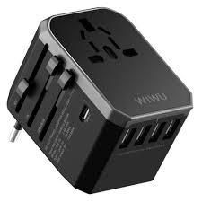 Универсальное <b>зарядное устройство WIWU</b> UA301 <b>Universal</b> ...