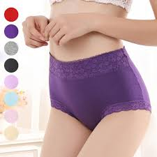 Women <b>Lady Girl Briefs</b> Lingerie <b>Underwear</b> Panties Lace High ...