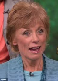Crush: Charmian Carr told the chat show host she fell for actor Christopher Plummer, who played her on screen father - article-0-0BD0CD1E000005DC-531_306x423