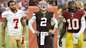 Image result for robert griffin kaepernick