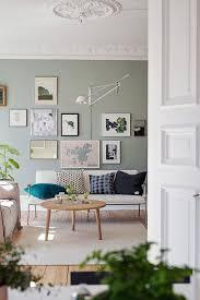 image living room bright green walls