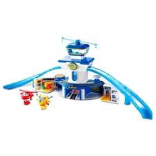 «<b>Super Wings Аэропорт</b> - игровой <b>набор</b>» — Детские товары ...