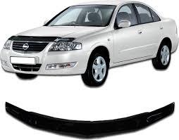 <b>Дефлектор капота</b> CA Plastic для Nissan Almera <b>Classic</b> 2006 ...