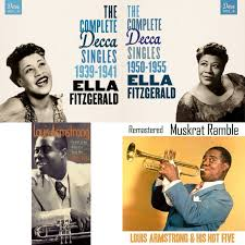Ella Fitzerald And <b>Louis Armstrong</b> – <b>Sing</b>, Song,Swing on Spotify