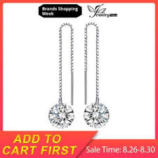 Free shipping on Earrings in Fine Jewelry, Jewelry & Accessories ...