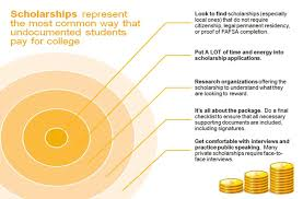 undocumented students choose your future scholarship tips