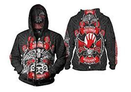 DreamCustomBdg Five Finger Death Punch Art 4 ... - Amazon.com