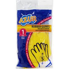 <b>Перчатки латексные</b> без хлопкового напыления Azur <b>размер</b> S в ...